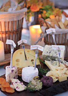 Formas de identificar os queijos.  By Caseirice.