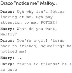 I hate this ship but I love Draco so it's for me and him instead
