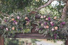 Floral Arch / Photography by Lucas & Co.