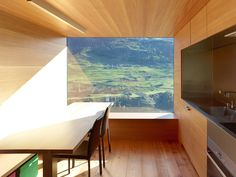 Old barn hides a contemporary larch-lined holiday home in the ...