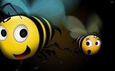 MP Honey Bee Wallpapers Wallpapers of Honey Bee HDQ Cover