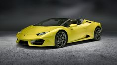 Lamborghini Huracan RWD Spyder Goes Topless In LA picture - doc695640
