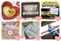 Ideas for cheering up gifts.