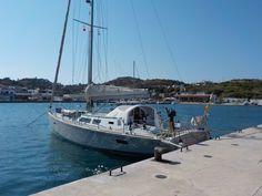 Lipsi island - Greece. July 2015