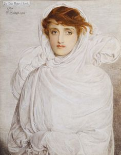 Winifred Sandys - The White Mayde of Avenel, 1902