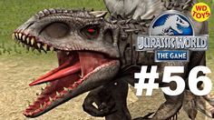 Jurassic World - The Game Dinosaurs Ludia Episode 56 Match Up Battles 14...