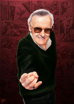 Stan Lee - Legend