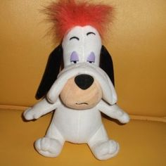 droopy dog - stuffed animal Droopy Dog, Roger Rabbit, Movie Party, Indiana Jones, Cartoon Network, Cuddling, Cartoons, Plush, Snoopy