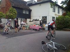Surrey Classic Bike Ride - Kevin 'Herbie' Blackburn - reviewmybike.com by cyclists for cyclists