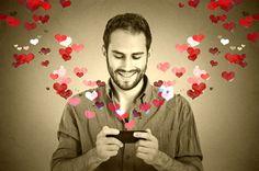 5 mensajes de texto que él siempre responderá si en realidad está enamorado de ti