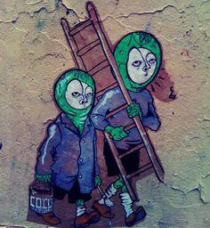 Le street art de Paris - Cosmopolitan.fr