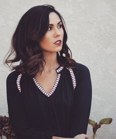 Regram! You look stunning in your embroidered Stitch Fix top, @bucket_list_mom. Congrats on being our first #StitchFixFriday winner of the year!