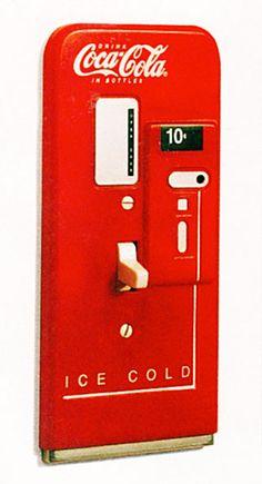 Coke Light Switch Cover