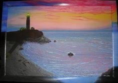 tramonto con faro 2 CON CORNICE ARTISTICA.jpg (750×529)