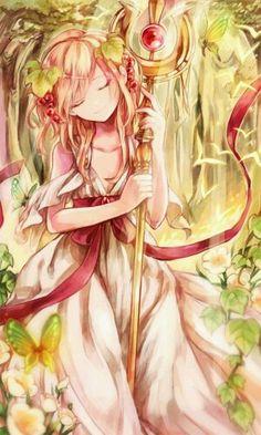 """Magi: The Labyrinth of Magic"" ; Scheherazade"