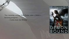 A Devilishly Good Read | Review of 'A Demon Bound' (Imp #1)