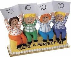 Image result for fun 40 male cake birthday