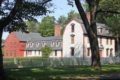 Historic Deerfield, Massachusetts - this is Dwight House
