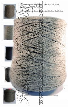 Todd&Duncan Explorer Mastic Cashmere/Cotton Yarn on Sheep Wool, Yarns, Exotic, Cashmere, Fiber, Cotton, Cashmere Wool, Paisley, Cable Knitting