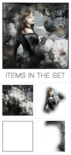 """""""A feminine charm"""" by lubime ❤ liked on Polyvore featuring art"""