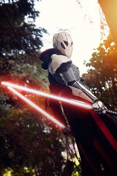 Cosplay of my own Sith