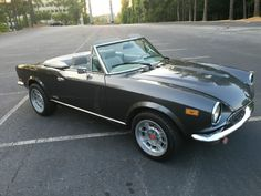 Fiat Pininfarina Spider Restomod By Roadster Salon. Complete & Ready to Drive ! - Classic Fiat Spider 1983 for sale