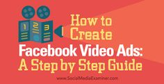 Πώς να δημιουργήσετε Facebook Ads με Video. Οδηγός Βήμα-βήμα.