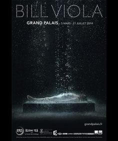 Bill Viola is without doubt the most celebrated exponent of video art. For the first time, the Grand Palais will present a wide-ranging group of his works, including moving paintings and monumental installations from 1977 to today. Focusing on both intimate and universal experiences, the artist expresses his emotional and spiritual journey through great metaphysical themes – life, death and transfiguration…