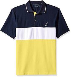 2b4d60826 Nautica Mens Classic Fit Short Sleeve Heritage Logo Polo Shirt #tshirt  #shirt #polos