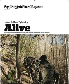 The New York Times Magazine, 20 January 2013