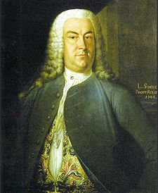 Johann Christoph Denner invented the clarinet. Which is important, because without him I wouldn't be able to play my clarinet.
