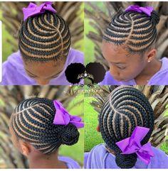Kids braids hairstyles kissegirl beauty brand for hair skin nails browngirlshair neatbraids neatprettybraids braided hairstyles for 60 year olds braided hairstyles kenya braided updos af Lil Girl Hairstyles, Natural Hairstyles For Kids, Braided Hairstyles For Black Women, African Braids Hairstyles, Black Hairstyles, Simple Hairstyles, Hairstyle Ideas, African Hairstyles For Kids, Japanese Hairstyles
