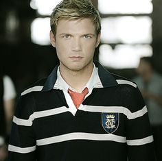 Nick Carter  London Style!