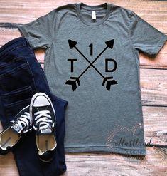 73804343 Type One Diabetic Shirt- T1D Shirt- Type One Diabetes Shirt- Type 1 Diabetic  Shirt- Diabetic Shirt- Type One Diabetes