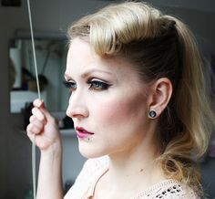 #Vintage #Makeup ... kind of ...