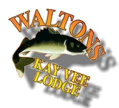 Waltons Kay Vee Lodge located in Hornepayne Ontario #algomacountry