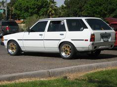 1983 Toyota Corolla SR5 Wagon