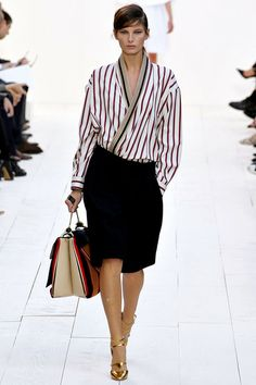 Chloe Spring 2013 #PFW  ♥ ♥ Please feel free to repin ♥♥  http://fashionandclothingblog.com/fashion-1/