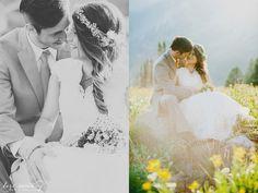 Kevin & Lauren's Bridals | Lori Romney Photography