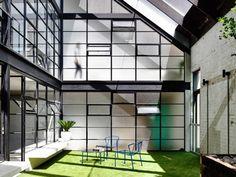 Fitzroy Loft by Architects EAT |