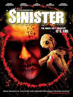 Sinister-2 Call # DVD F SIN-2