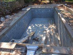 Hogyan építsünk egy blokk Pool