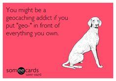 Geo-mobile, geo-dog, geo-pen... (and geo-humor too, apparently ;)