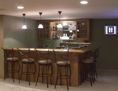Basement bar idea @ Home Design Ideas