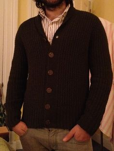 Ravelry: The Bonspiel pattern by Monarch Yarns  vintage mens sweater knitting pattern