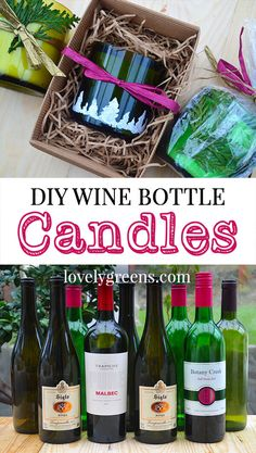 How to recycle wine
