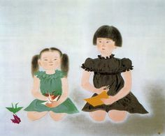 OGURA Yuki (1895-2000), 姉妹