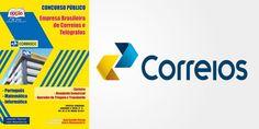 Nova -  Apostila Concurso Correios - Carteiro, Atendente e Operador  #apostilas