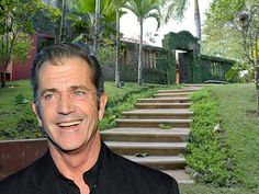 Mel Gibson's Costa Rica retreat listed for $29M in 2012, by Christie's Int'l Real Estate.