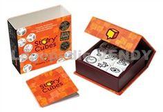 Příběhy z kostek - Klasik Story Cubes, Jena, Usb Flash Drive, Decorative Boxes, Games, School, Google, Christmas, Products